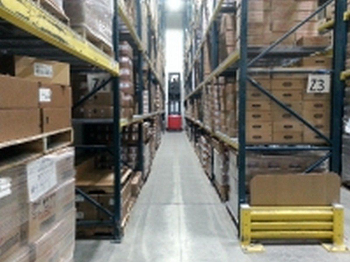 Warehouse lighting upgrade saves $26k per year