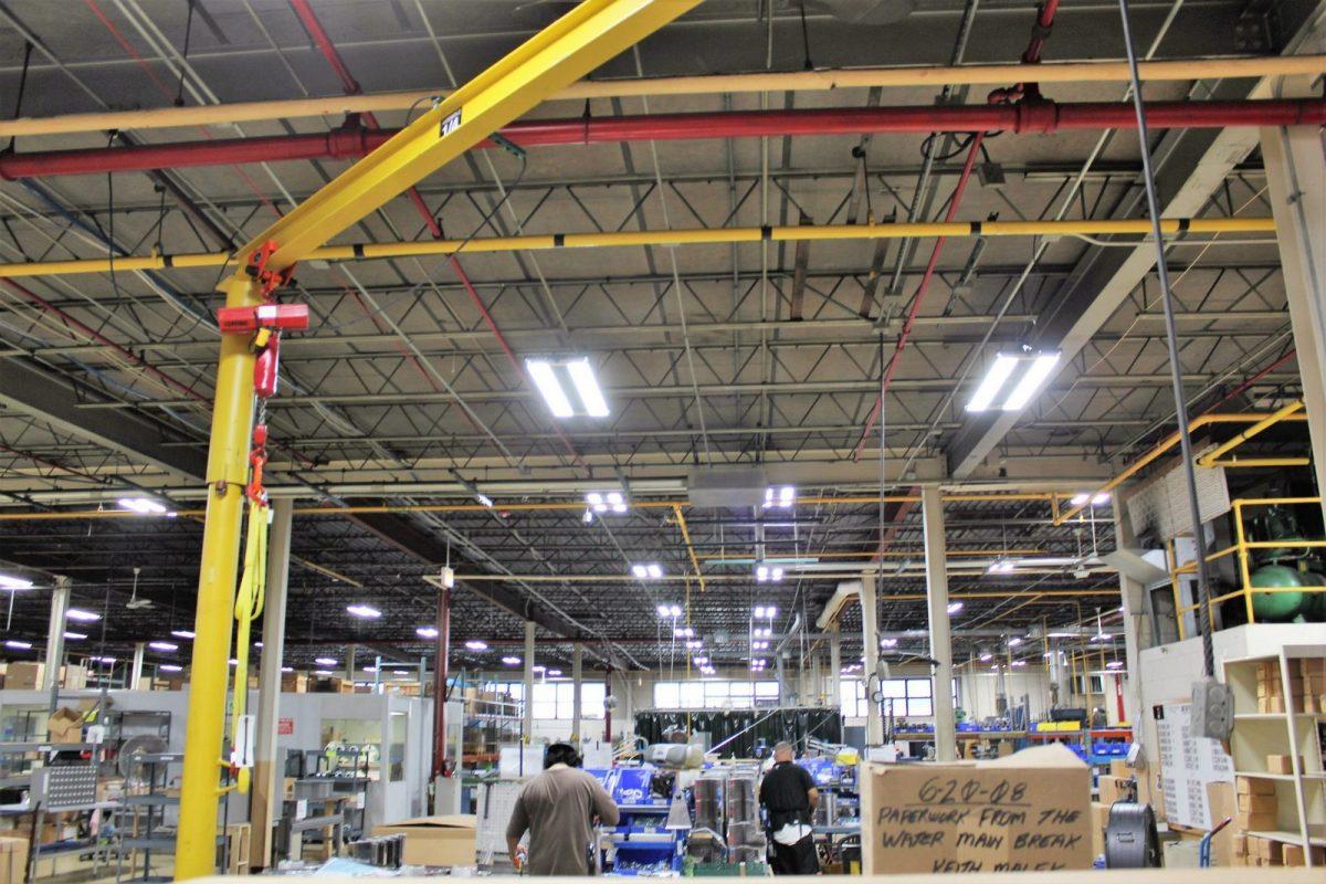 Midco earns more than $60k in rebates for LED lighting