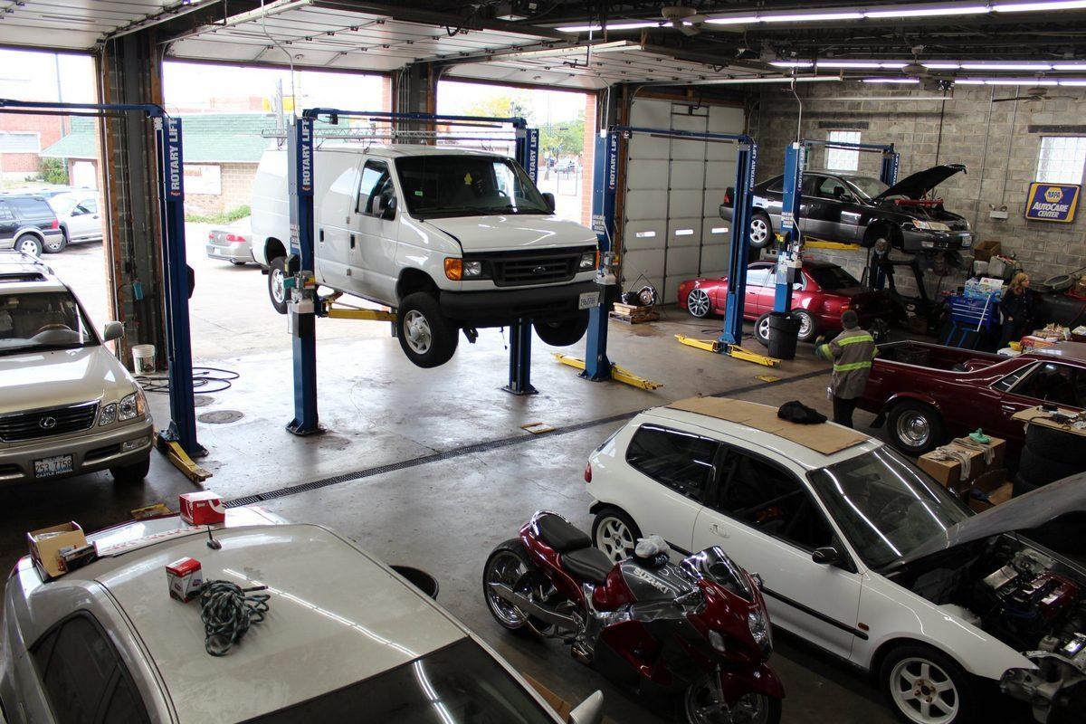 New LEDs Help CP&R Auto Repair Slash Its Electricity Bills